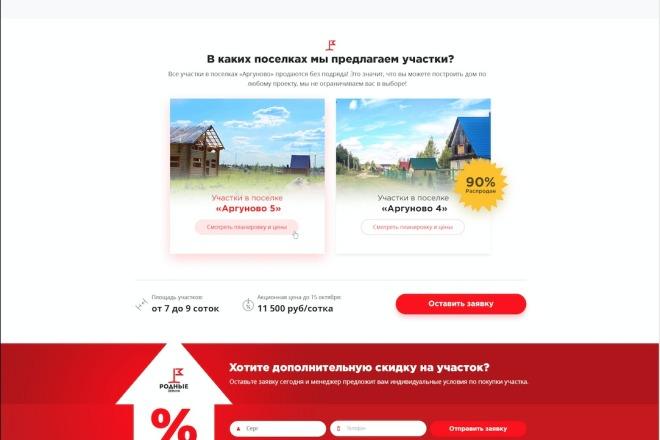 Вёрстка сайтов по доступной цене 80 - kwork.ru
