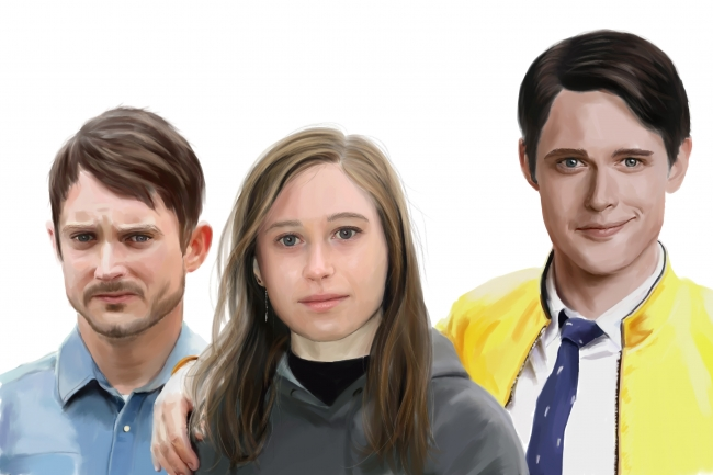 Рисую цифровые портреты по фото 38 - kwork.ru