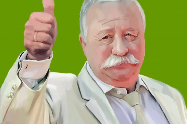 Рисую цифровые портреты по фото 35 - kwork.ru