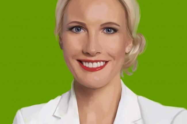 Рисую цифровые портреты по фото 34 - kwork.ru