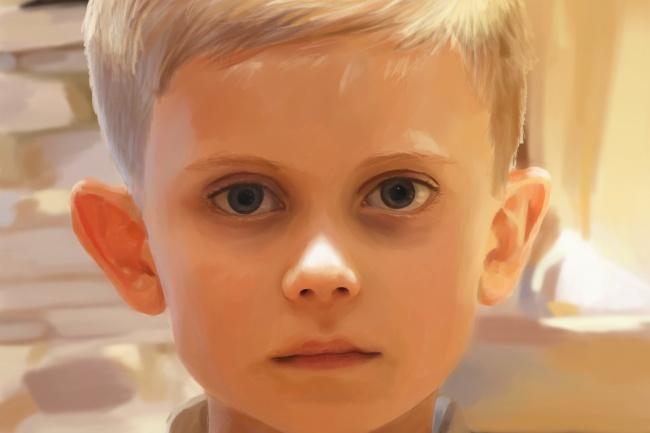 Рисую цифровые портреты по фото 47 - kwork.ru