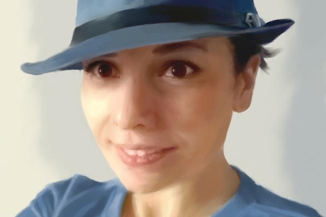 Рисую цифровые портреты по фото 28 - kwork.ru