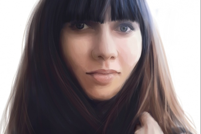 Рисую цифровые портреты по фото 46 - kwork.ru