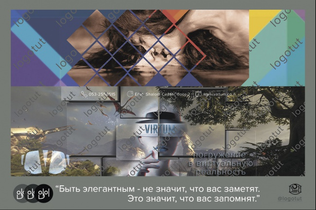 Дизайн обложки в соцсетях 5 - kwork.ru