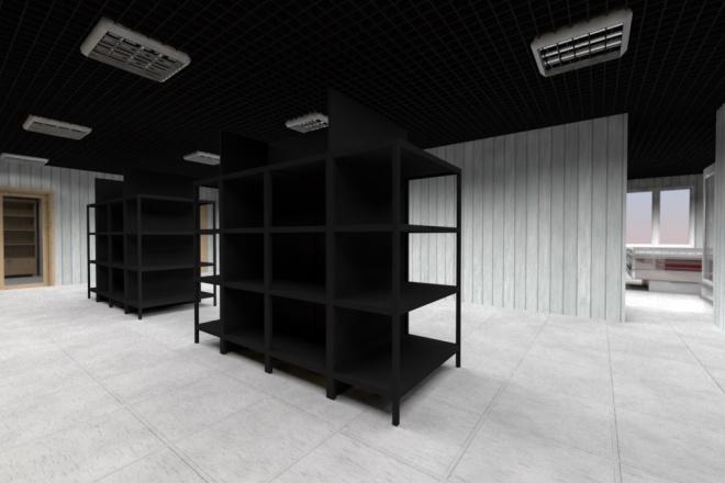 Чертежи + 3D визуализация 54 - kwork.ru