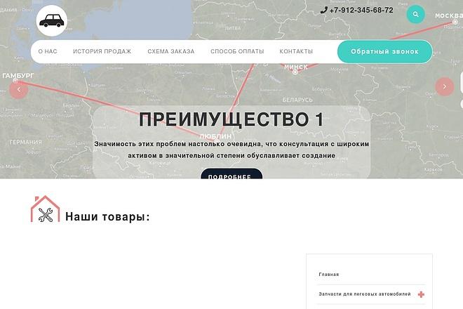 Решу проблемы сайте с HTML и CSS. Доведу до ума даже худшую верстку 6 - kwork.ru