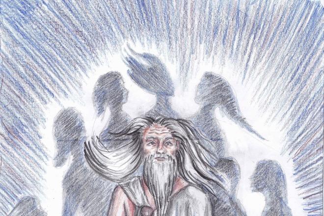 Нарисую иллюстрацию 13 - kwork.ru