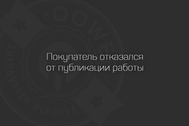 Сделаю оформление Вконтакте для группы 88 - kwork.ru