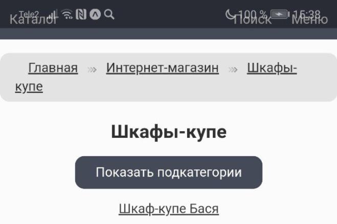 Конвертирую ваш сайт в мобильное приложение Android 3 - kwork.ru