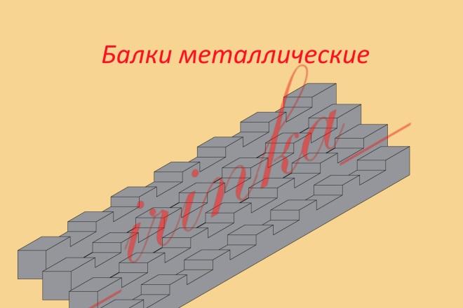 Выполню dwg чертежи в AutoCAD 2 - kwork.ru