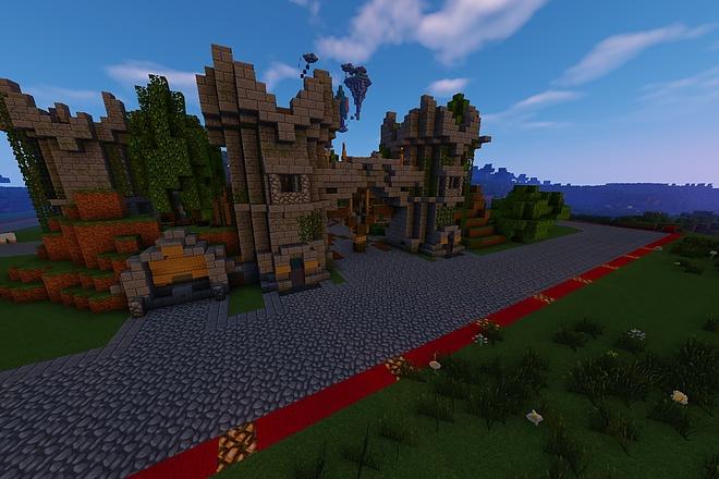 Создам и настрою сервер Minecraft 12 - kwork.ru
