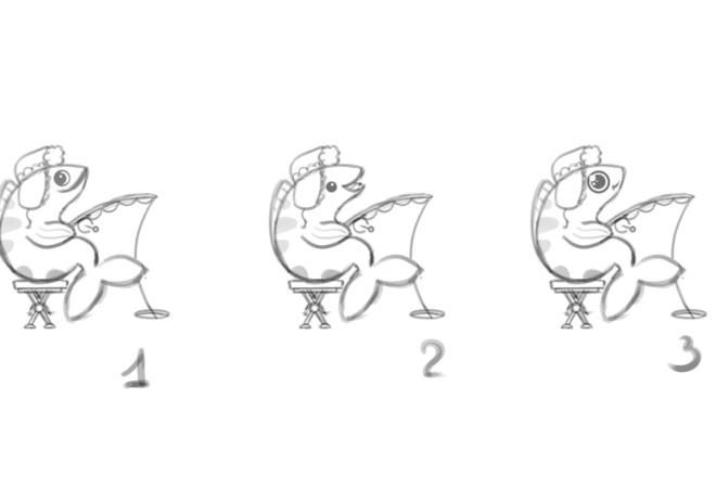 Разработка красивого лого 7 - kwork.ru