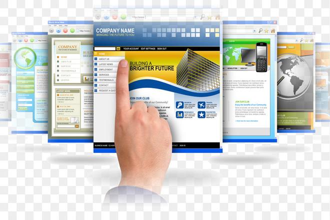 Более 10000 шаблонов для Web дизайнеров 12 - kwork.ru