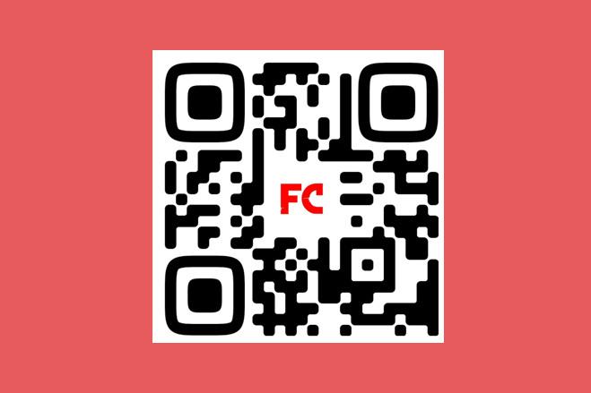 QR код с вашим логотипом 3 - kwork.ru