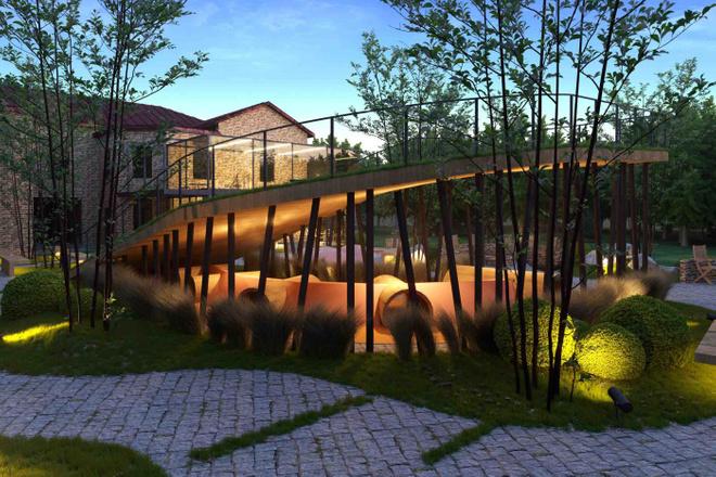 Ландшафтный дизайн 14 - kwork.ru
