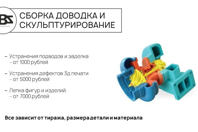 Красиво, стильно и оригинально оформлю презентацию 40 - kwork.ru