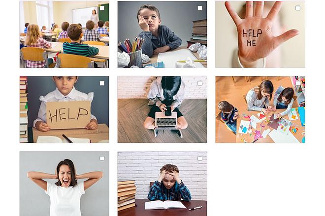 10 картинок на вашу тему для сайта или соц. сетей 20 - kwork.ru