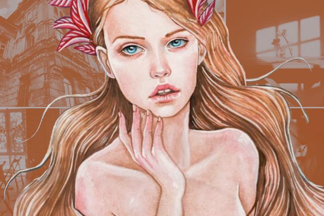 Нарисую портрет в растровой или векторной графике 16 - kwork.ru