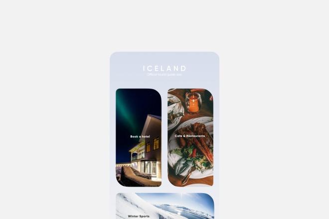 Разработка дизайна для вашего мобильного приложения 5 - kwork.ru