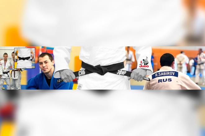 Оформление канала на YouTube, Шапка для канала, Аватарка для канала 23 - kwork.ru
