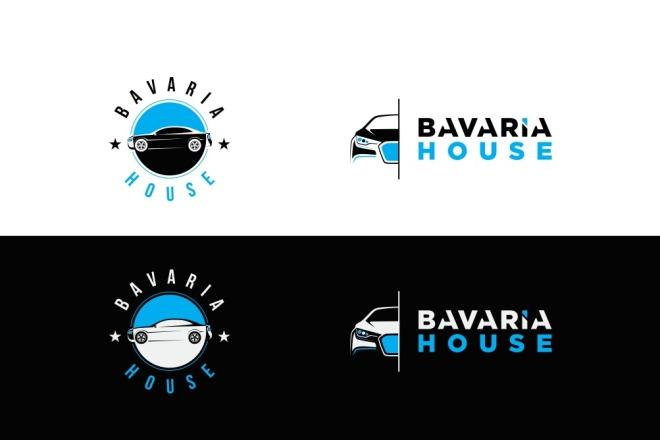 Нарисую удивительно красивые логотипы 71 - kwork.ru
