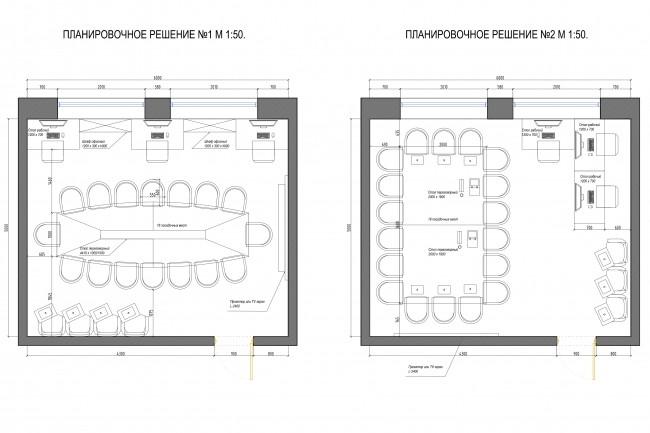Планировочное решение вашего дома, квартиры, или офиса 62 - kwork.ru