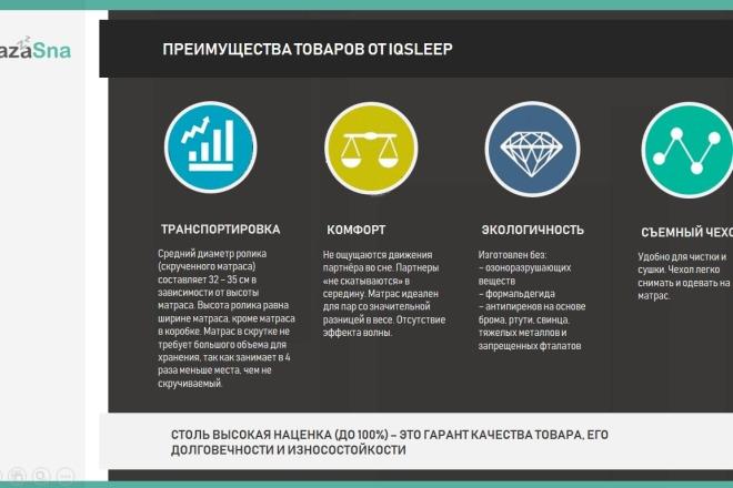 Презентация в Power Point, Photoshop 54 - kwork.ru