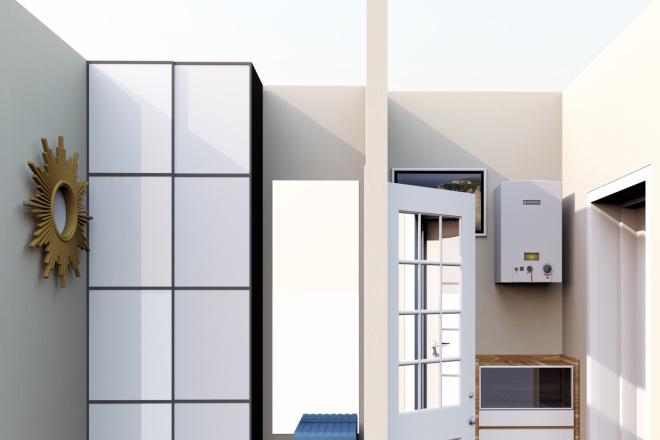 3d визуализация квартир и домов 10 - kwork.ru