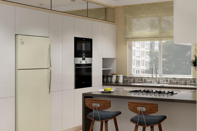 Дизайн-проект кухни. 3 варианта 25 - kwork.ru