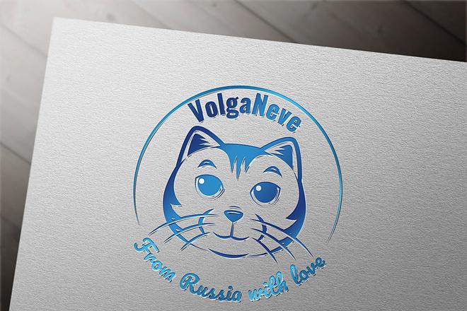 Разработаю логотип в 3 вариантах + визуализация в подарок 23 - kwork.ru