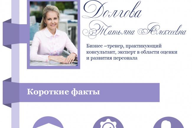Создам инфографику 37 - kwork.ru