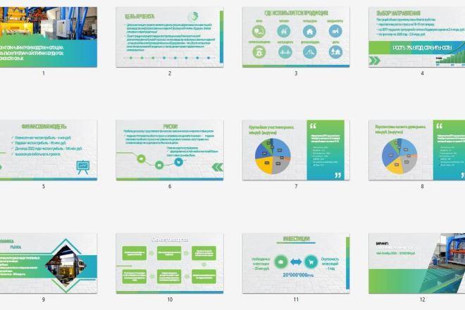 Подготовлю презентацию в PowerPoint с уникальным дизайном 8 - kwork.ru