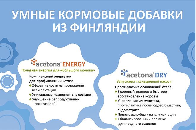 Разработаю рекламный макет для журнала, газеты 2 - kwork.ru