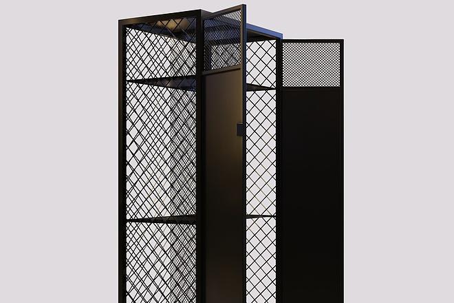 Сделаю 3d модель кованных лестниц, оград, перил, решеток, навесов 3 - kwork.ru