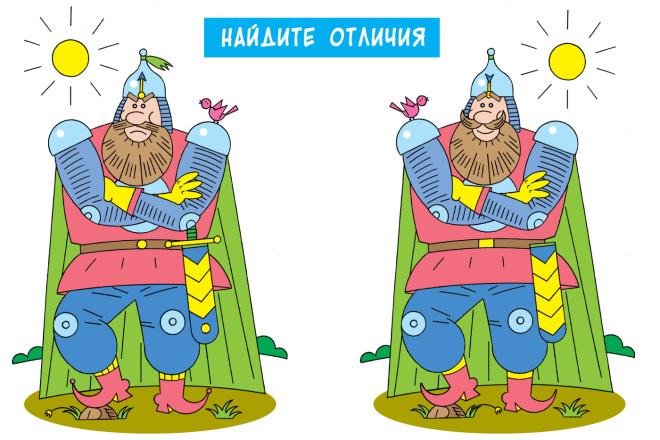 Оперативно нарисую юмористические иллюстрации для рекламной статьи 5 - kwork.ru