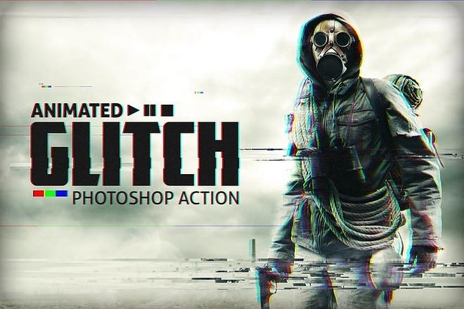 Экшены для Photoshop премиальная подборка 14 - kwork.ru