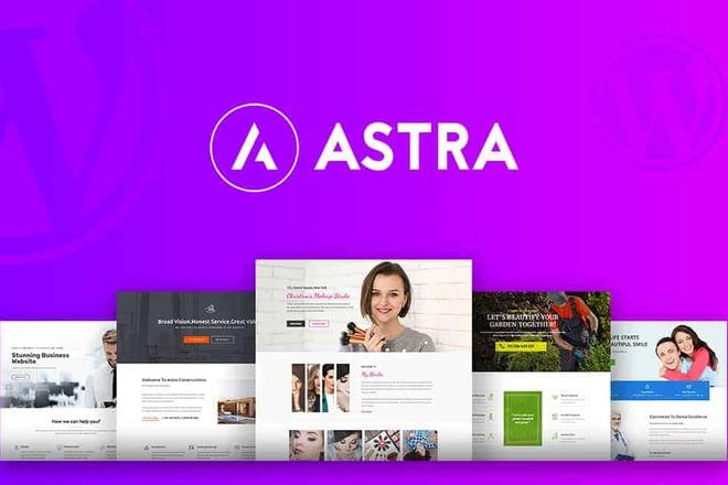 Astra Pro - с плагинами и обновлениями на русском 10 - kwork.ru
