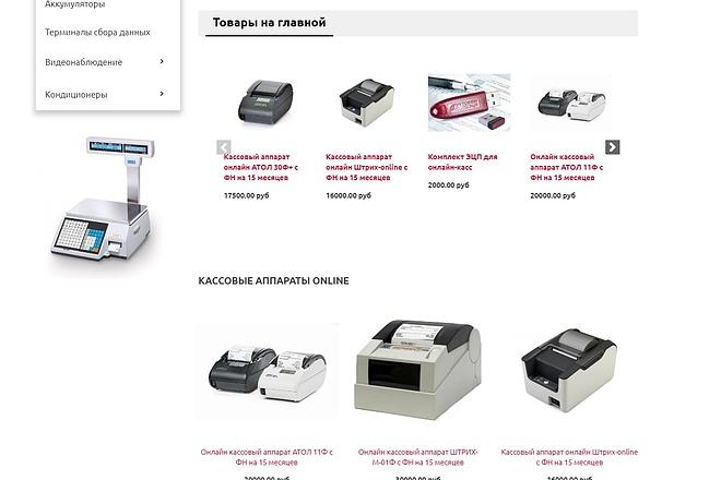 Профессионально создам интернет-магазин на insales + 20 дней бесплатно 36 - kwork.ru