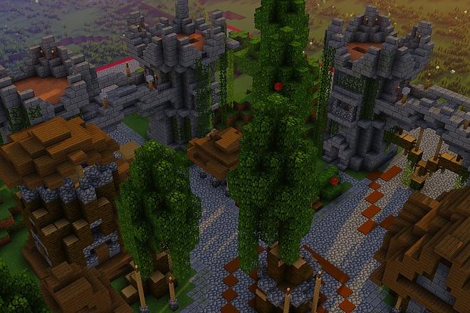 Создам и настрою сервер Minecraft 11 - kwork.ru