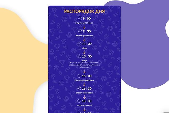 Вёрстка сайтов по доступной цене 119 - kwork.ru
