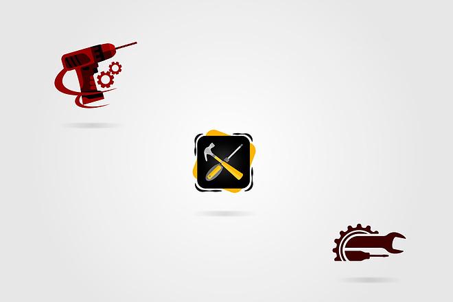 Создам 2 варианта логотипа + исходник 93 - kwork.ru