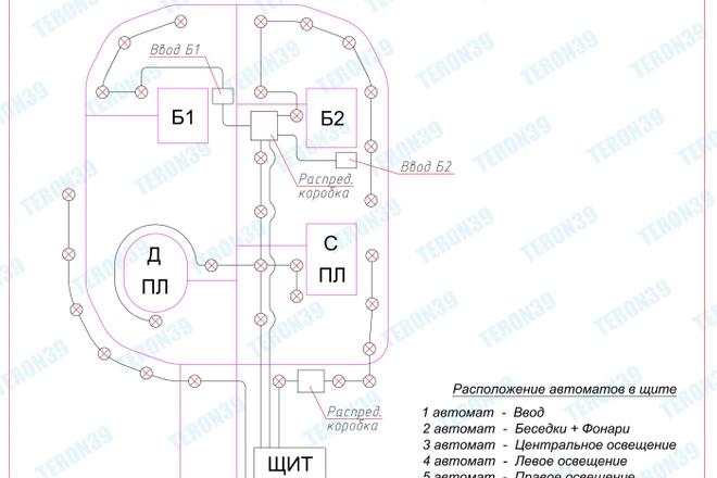 Только ручная оцифровка чертежей, сканов, схем, эскизов в AutoCAD 2 - kwork.ru