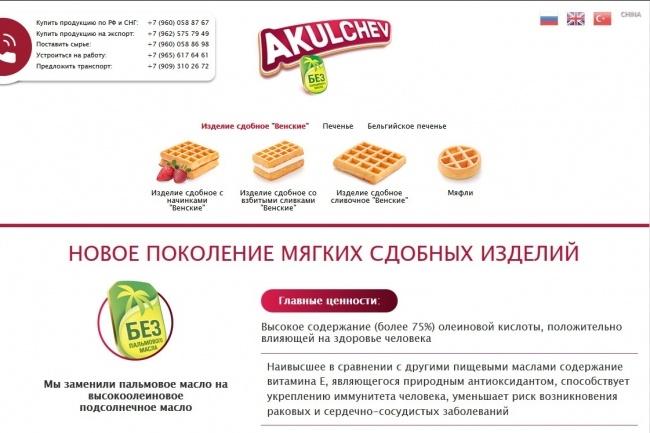 Скопирую любой сайт в html формат 58 - kwork.ru