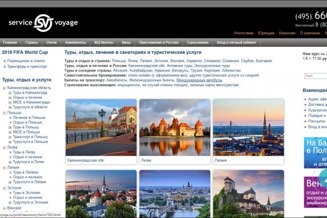 Скопирую любой сайт в html формат 55 - kwork.ru