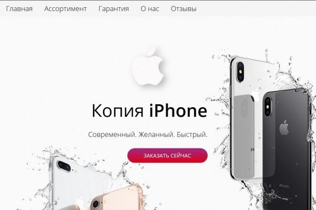 Скопирую любой сайт в html формат 45 - kwork.ru