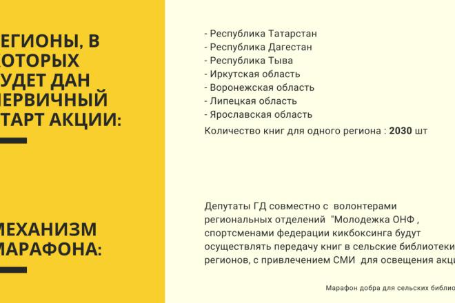 Стильный дизайн презентации 86 - kwork.ru