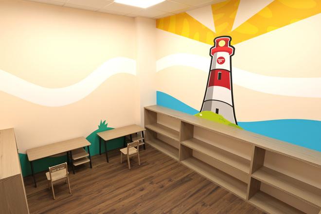 Визуализация интерьера 305 - kwork.ru