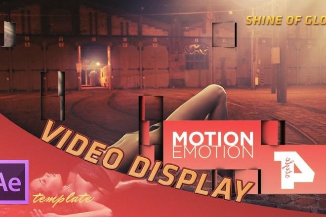 4050 Видео шаблонов для After Effects + Подарок 10 - kwork.ru