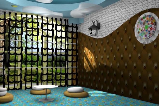 3D визуализация помещений 7 - kwork.ru