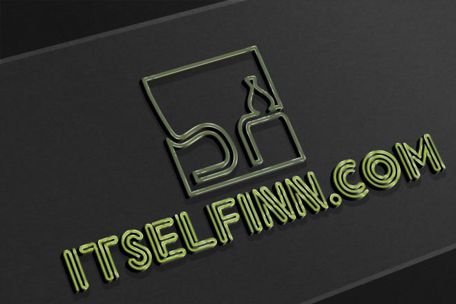 Логотип новый, креатив готовый 23 - kwork.ru